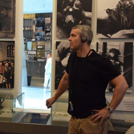 Picture of Andy Cohen's First Trip To Israel Is For Tel Aviv Pride