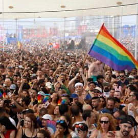Picture of Over 250,000 Attend Tel Aviv's 20th Pride Parade