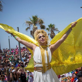 Picture of Quarter of a million people celebrate Tel Aviv Pride 2018