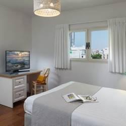 דיזינגוף סוויטס- חדר שינה - Dizengoff Suites - Bedroom