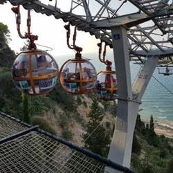 Haifa Funicular - רכבל חיפה