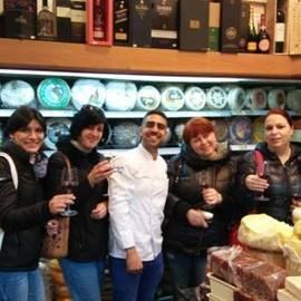 סיור בשוק מחנה יהודה - Tour of Mahane Yehuda Market