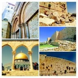 ירושלים עם אוריטו ניקו - Jerusalem with Uritu Nicko