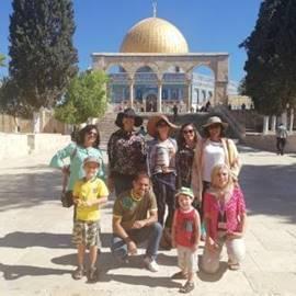 ירושלים בעקבות ישו – Jerusalem after Jesus