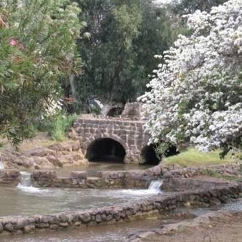 פארק הירדן - Southern