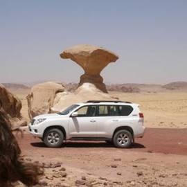 מדבר יהודה ונהר הירדן - Judean Desert and the Jordan river