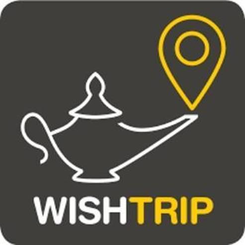 WishTrip Logo - לוגו ווישטריפ