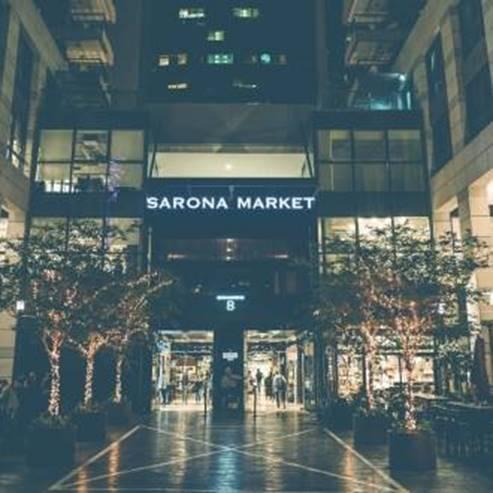 Sarona Market - שרונה מרקט