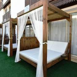 מיטת שיזוף - Tanning Bed