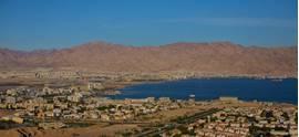 Eilat Panoramic view