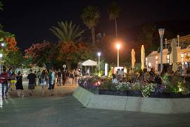 The Promenade Along The Sea of Galilee, Tiberias