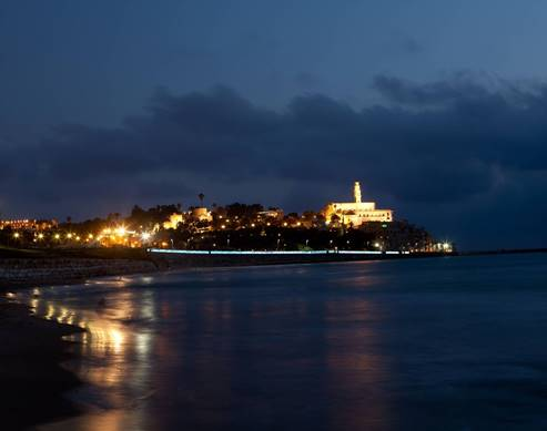 Jaffa Panorama Night