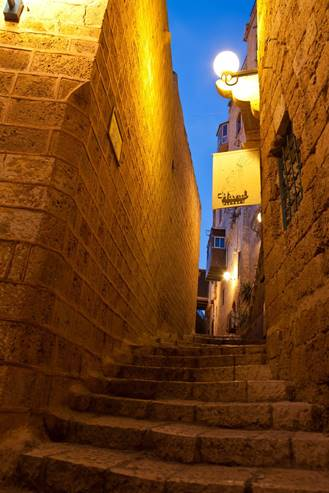 Jaffa Alley in Old Jaffa 2