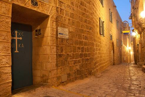 Jaffa Alley in Old Jaffa 3
