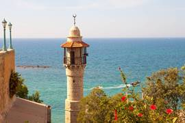 Jaffa view to the sea