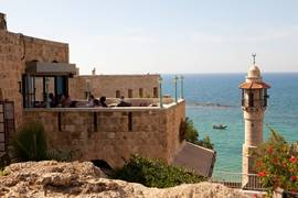 Jaffa View to The Sea