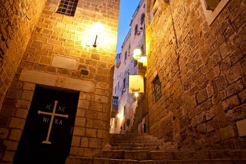 Jaffa Alley in Old Jaffa 4