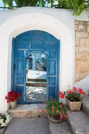 Doors Beyond Doors in Safed - Galilee