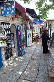 Souvenirs Shops in Safed