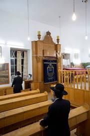 Synagogue in Safed 2