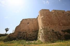 Part of Dahr el Omar's City Wall, Acre
