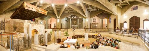 Nazareth Basilica of the Annunciation 5