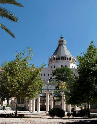 Nazareth_Basilica of the Annunciation 2