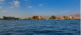 Eilat Hotels A view from the Red Sea 2