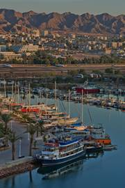 The Marina in Eilat