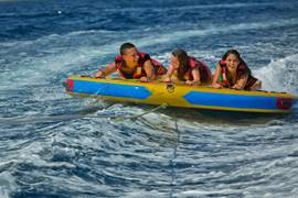 Water Sport in the Red Sea, Eilat