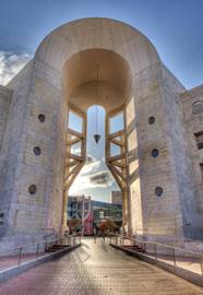 Tel Aviv - the Opera House