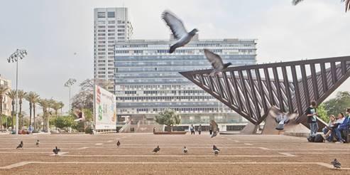 Rabin Square - Tel Aviv