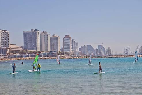 Tel Aviv - surfing