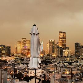 Picture of Tel Aviv – stranden som blev stad