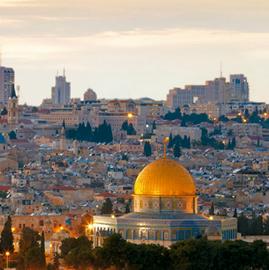 Picture of Israel del día a la noche
