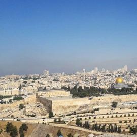 Picture of O Jerusalem, Shining city on a hill