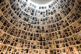 Yad Vashem, Holocaust Museum, Jerusalem - Hall of Names 2