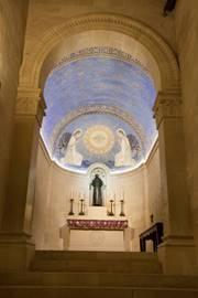 Mount Tabor - The Holy Spirit Mosaic