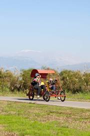 Touring The Hula Valley National Park