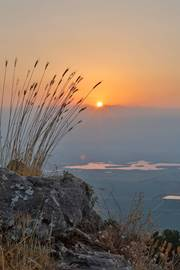 Sunrise Over The Hula Valley