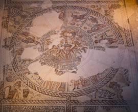 The Zodiac Mosaic At Tzipori