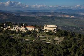 Mt Tabor Aerial View 2