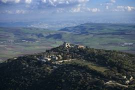 Mount Tabor Aerial View