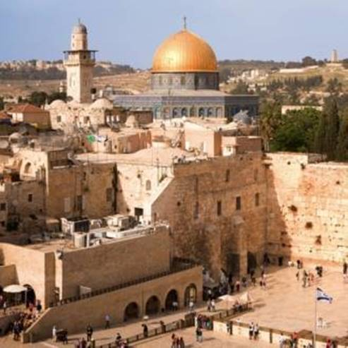 A tour of the Old City of Jerusalem - סיור בעיר העתיקה של ירושלים