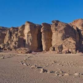 הקניון הורוד והמערה הרומית - The Pink Canyon and the Roman Cave