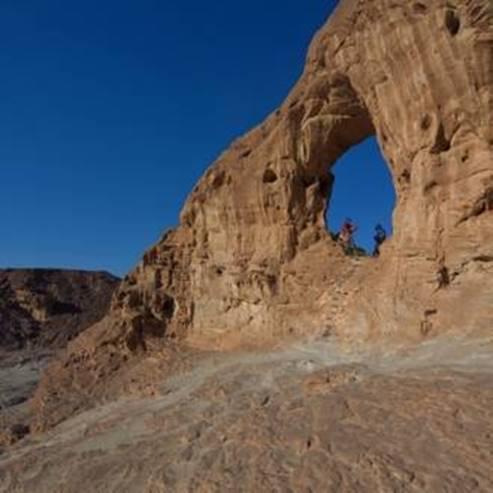 The Little Arch - הקשת הקטנה