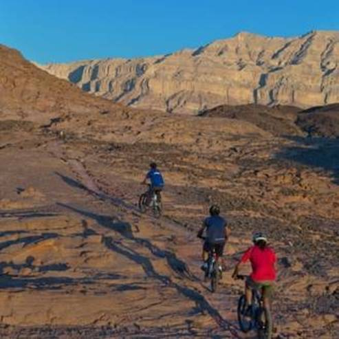 Bicycle trails for experienced riders - מסלול אופניים לרוכבים מנוסים