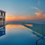 Picture of You Haven't Seen the Sunset Until You've Visited This Rooftop Infinity Pool Overlooking the Mediterranean