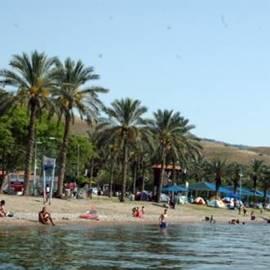 חוף לבנון - Lavnun Beach