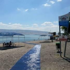 Shikmim Beach  - חוף השקמים
